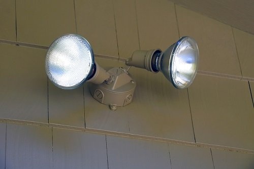 Security Lighting Makes Your Home Safe