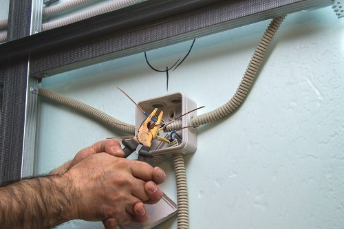 What is considered an electrical emergency?